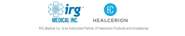 IRG Medical is an Authorized Reseller of Healcerion Ultrasound Products